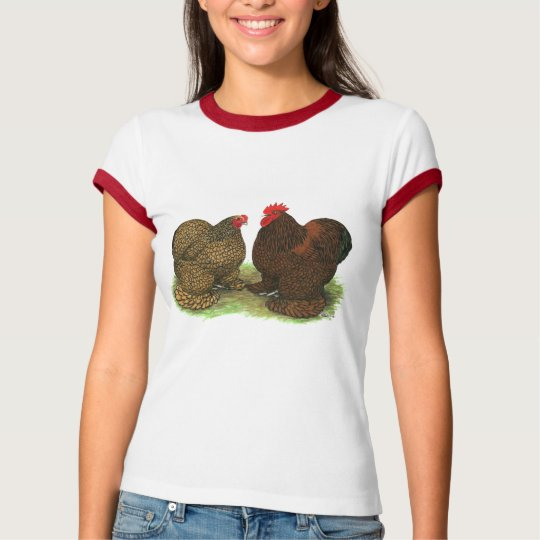 Cochins:  Golden-laced T-Shirt