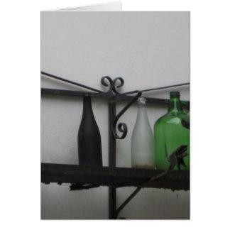 cocina greeting card