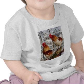 Cock-a-doodle-do Shirts