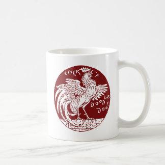 Cock-a-Doodle-Doo Coffee Mug