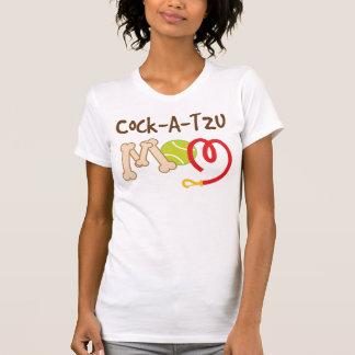 Cock-a-Tzu Dog Breed Mom Gift Tee Shirts