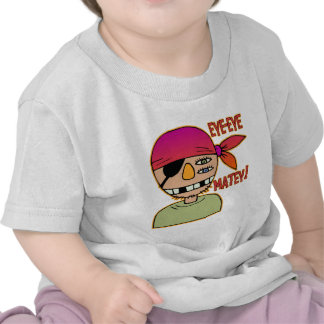 Cock-Eyed Pirate T Shirts