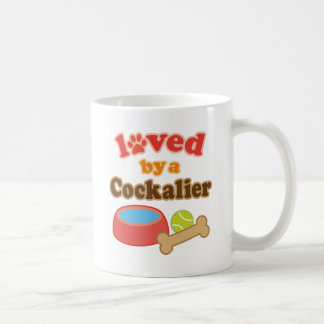 Cockalier Dog Breed Gift Coffee Mug