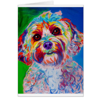 Cockapoo #1 card