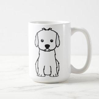 Cockapoo Dog Cartoon Coffee Mug