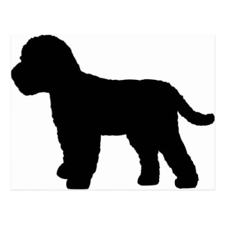 Cockapoo Dog Postcard