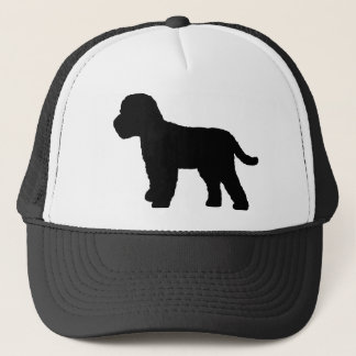 Cockapoo Dog Trucker Hat