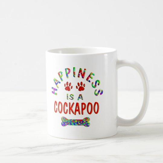 Cockapoo Happiness Coffee Mug