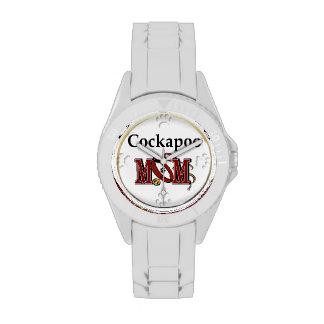 Cockapoo Mom Gifts Wristwatch
