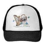 Cockapoo Perfect Angel Apparel Mesh Hat