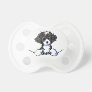 Cockapoo / Spoodle Dog Pacifiers
