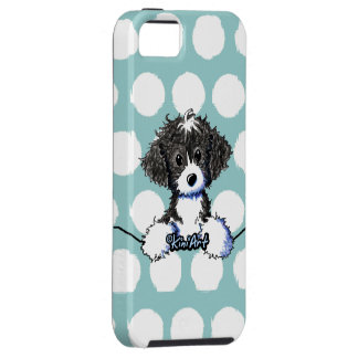 Cockapoo / Spoodle Pocket Dog iPhone 5 Covers
