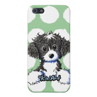 Cockapoo / Spoodle Pocket Puppy Case For The iPhone 5
