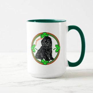 Cockapoo St Patrick's Day Mug