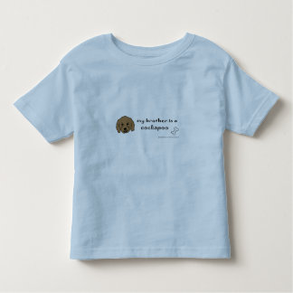 cockapoo toddler T-Shirt