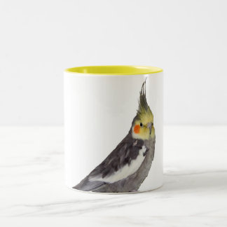 cockatiel 15oz mug