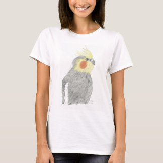 Cockatiel Art T-Shirt