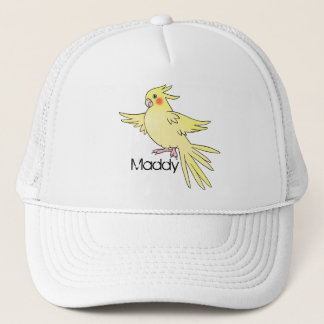 Cockatiel Bird Cap