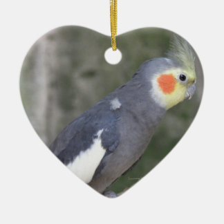 Cockatiel Bird Christmas Ornament