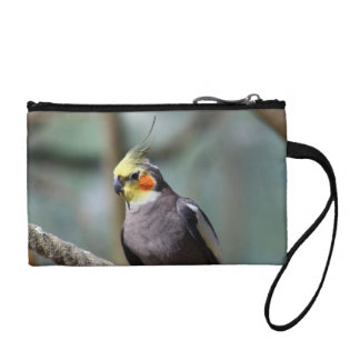 Cockatiel Coin Purse