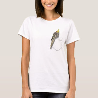 Cockatiel In Your Pocket T-Shirt