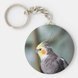 Cockatiel Key Ring