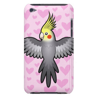 Cockatiel Love iPod Touch Covers