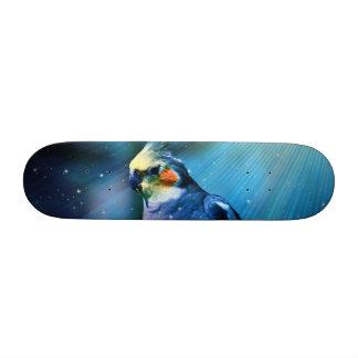 Cockatiel Skateboard