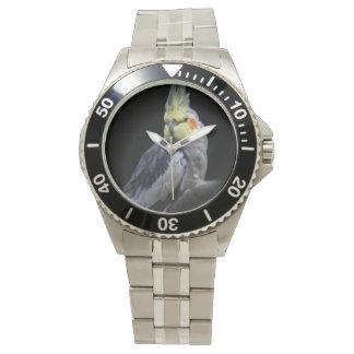 Cockatiel Watch