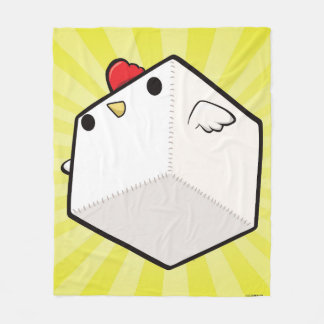 Cockblock Blanket cute chicken cube