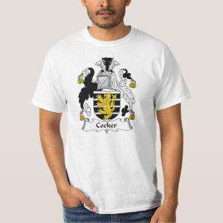 Cocker Family Crest T-Shirt