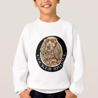 Cocker Spaniel 002 Sweatshirt
