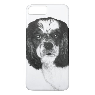 Cocker Spaniel 2 iPhone 8 Plus/7 Plus Case