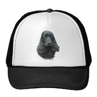 Cocker Spaniel 9T004D-537 Mesh Hat