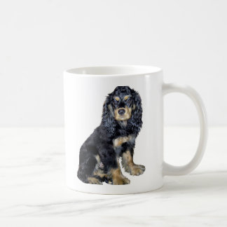 Cocker Spaniel (black and tan) Coffee Mug