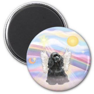 Cocker Spaniel - black Magnet