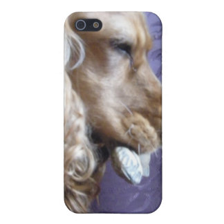 Cocker Spaniel Case For iPhone 5/5S