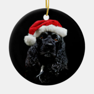 Cocker Spaniel Christmas Christmas Ornament
