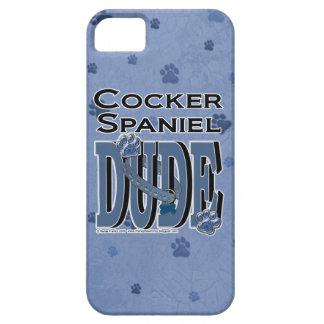 Cocker Spaniel DUDE iPhone 5 Cover