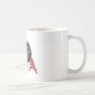 Cocker Spaniel Flag Coffee Mug