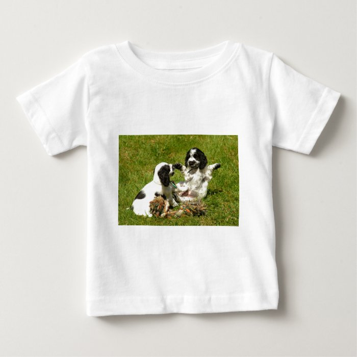 Cocker Spaniel Fun Baby T-Shirt