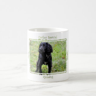 Cocker Spaniel Gundog Coffee Mug