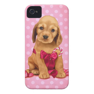 Cocker Spaniel iPhone 4 Covers