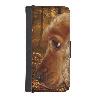 Cocker Spaniel iPhone 5/5s Wallet Case