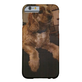 Cocker Spaniel iPhone 6 case Barely There iPhone 6 Case