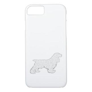 cocker spaniel iPhone 7 case