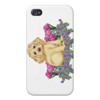 Cocker Spaniel Cases For iPhone 4
