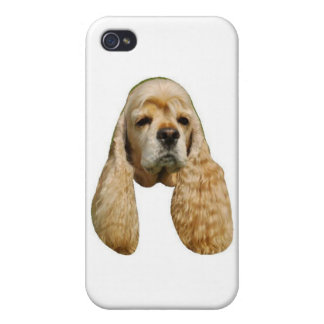 Cocker Spaniel Covers For iPhone 4