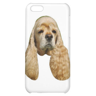 Cocker Spaniel iPhone 5C Covers