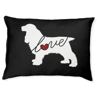 Cocker Spaniel Love Pet Bed